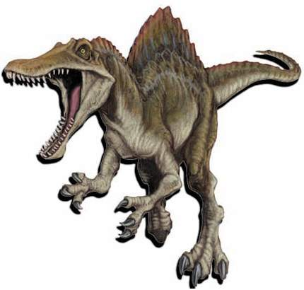 Spinosaurus Spinosaurus2